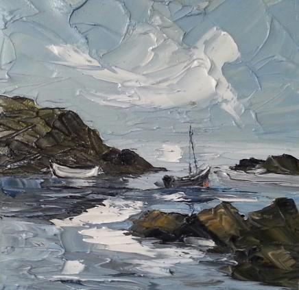 Martin Llewellyn, Boats, Porth Diana