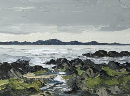 Martin Llewellyn, Rocky Coast, Low Tide