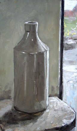 Matthew Wood, Bottle in the Laundry Room