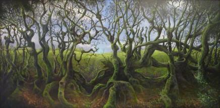 Gerald Dewsbury, In the Hedge Bottom