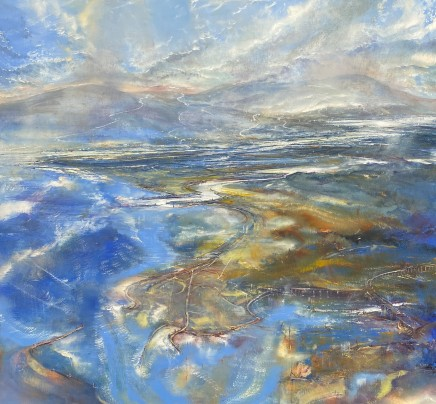 Iwan Gwyn Parry, The Cambrian Mountains Shoreline
