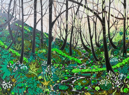 Katie Allen, Bishopston Valley, Early Spring