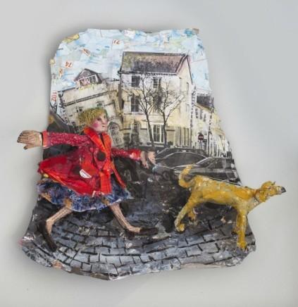 Luned Rhys Parri, Ci Mawr Melyn / Big Yellow Dog