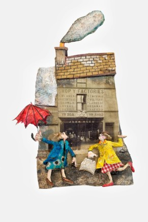 Luned Rhys Parri, It' Still Raining