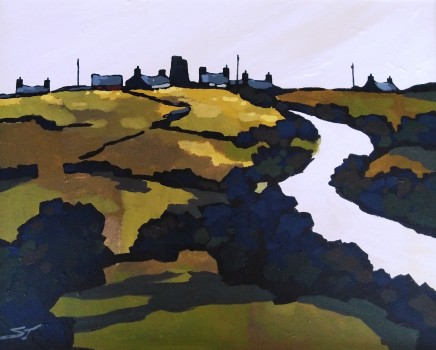 Stephen John Owen, Llanfeythlu