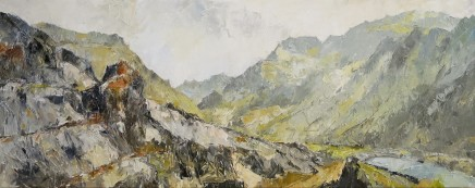 David Grosvenor, The Quarries and Llyn Peris