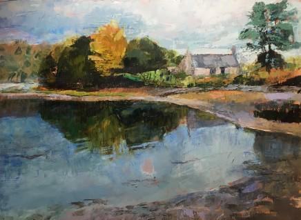 Anne Aspinall, Autumn, Church Island