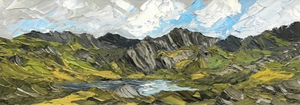 Martin Llewellyn, Mountain Lake, Snowdonia