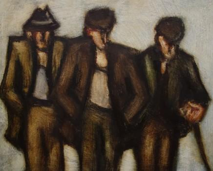 Mike Jones, Ffermwyr (Three Farmers)