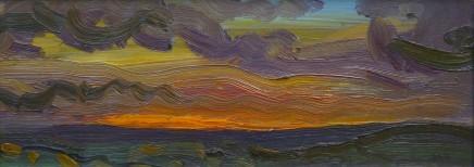 David Lloyd Griffith, Dusk over Llysfaen