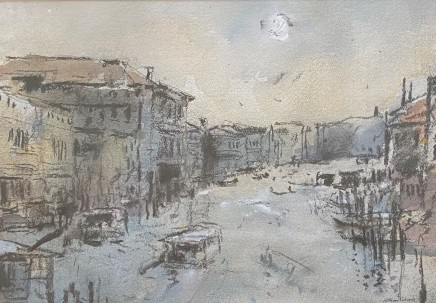 William Selwyn, The Grand Canal from the Rialto