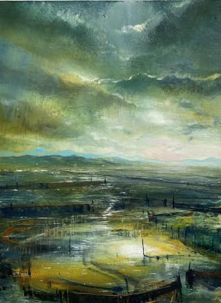 Iwan Gwyn Parry, Turning Tide, Cymyran Bay