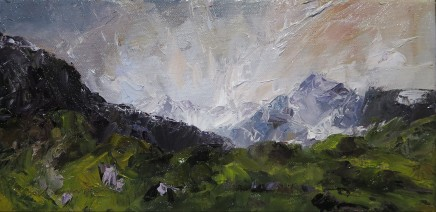 David Grosvenor, Llanberis Pass