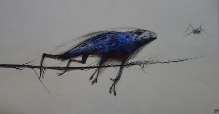 Dewi Tudur, Blue Frog