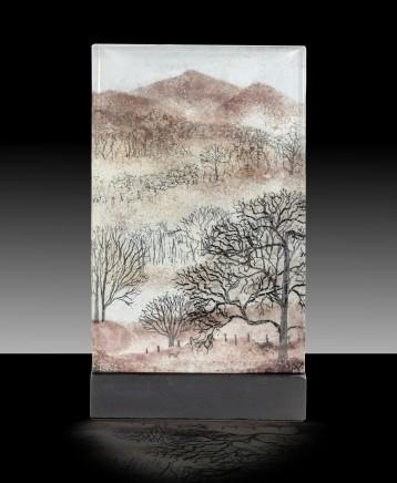 Kate Pasvol, Trees in the Mist over Beddgelert