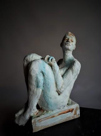 Sharon Griffin, Sitting on her Pedestal