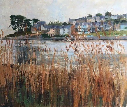 Anne Aspinall, Through the Reeds, Borth y Gest II