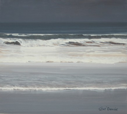 Ceri Auckland Davies, Surf at Sundown