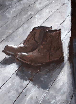 Matthew Wood, The Mill House. Boots