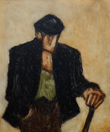 Mike Jones, Farmer, Green Waistcoat