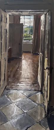 Matthew Wood, Weston Park - View to the Folly