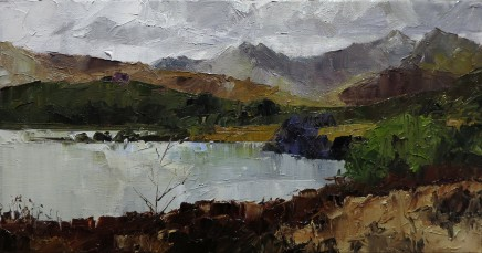 David Grosvenor, Llynnau Mymbyr