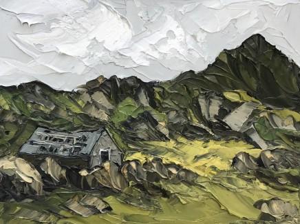 Martin Llewellyn, Old Miner's Cottage, Crichton