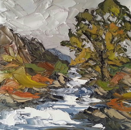 Martin Llewellyn, Mountains Stream