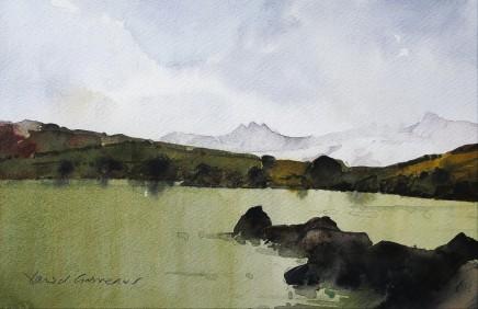 David Grosvenor, Snowdon from The Llynnau Mymbyr III
