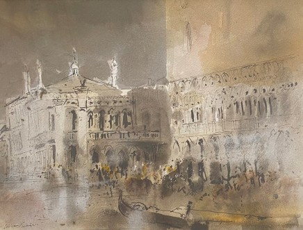 William Selwyn, Sun and Rain, the Ducal Palace