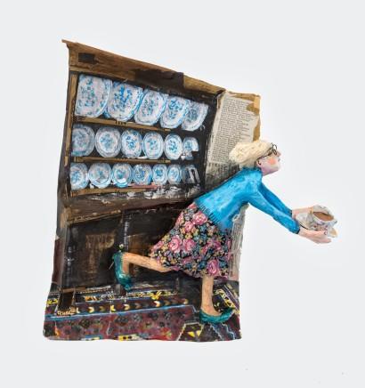 Luned Rhys Parri, Dressel Nain / Nain's Dresser