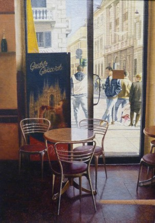 Mike Briscoe, Early Morning, Milan II