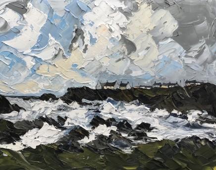 Martin Llewellyn, Across Trearddur Bay