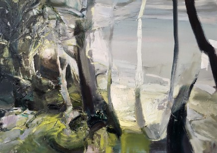 Beth Fletcher, Estuary Edge in a Sharp Light