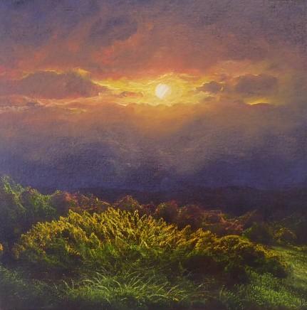 Gerald Dewsbury, A Blaze of Yellow