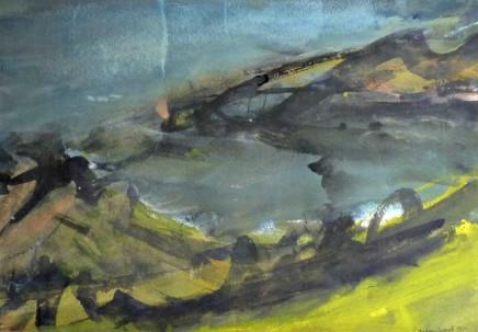 Peter Prendergast, Rock Pool III, Ireland, 1999