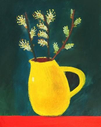 Susan Gathercole, Spring Pot