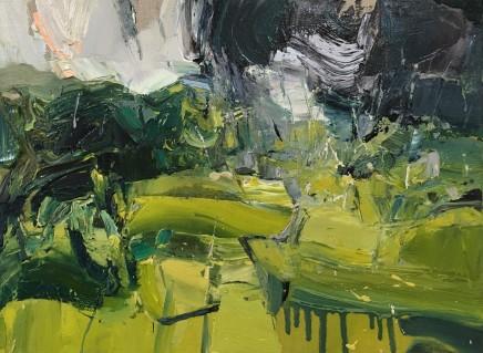 Beth Fletcher, Study (A Tumult of Rain)