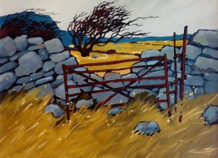 Stephen John Owen, The Old Gate