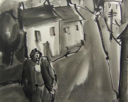 Mike Jones, Man in Street