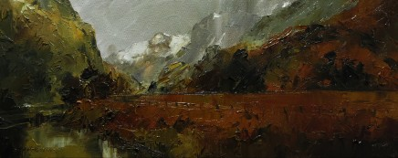 David Grosvenor, Llanberis Pass I