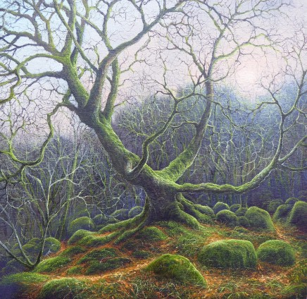 Gerald Dewsbury, Leaning Tree