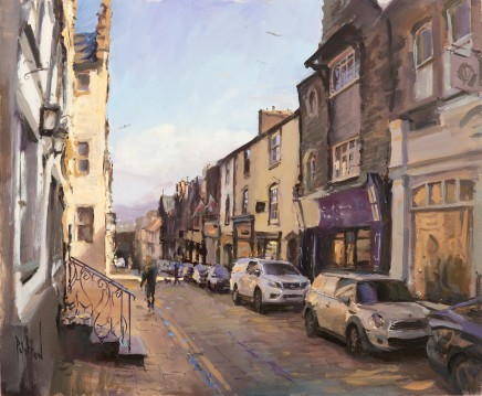 Rob Pointon, Conwy High Street