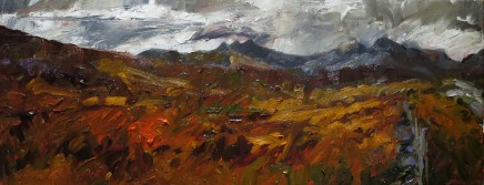 David Grosvenor, The Snowdon Range II