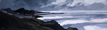 Stephen John Owen, Llyn Coastline