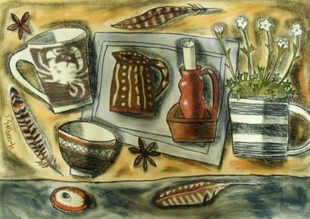 Susan Gathercole, Anglesey Pottery