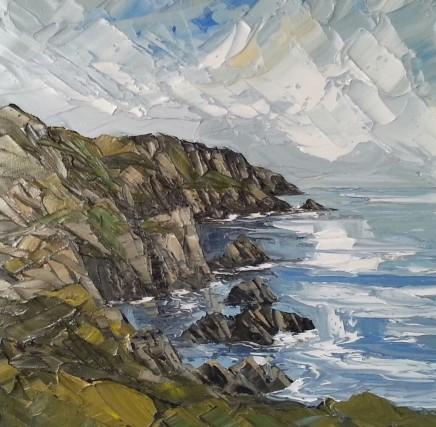 Martin Llewellyn, Cliffs, Pembrokeshire Coast