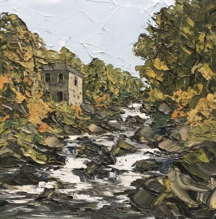Martin Llewellyn, River Ogwen