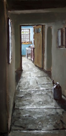 Matthew Wood, Corridor to the Pantry
