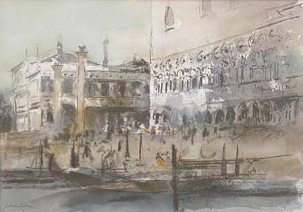 William Selwyn, Piazzetta & The Ducal Palace